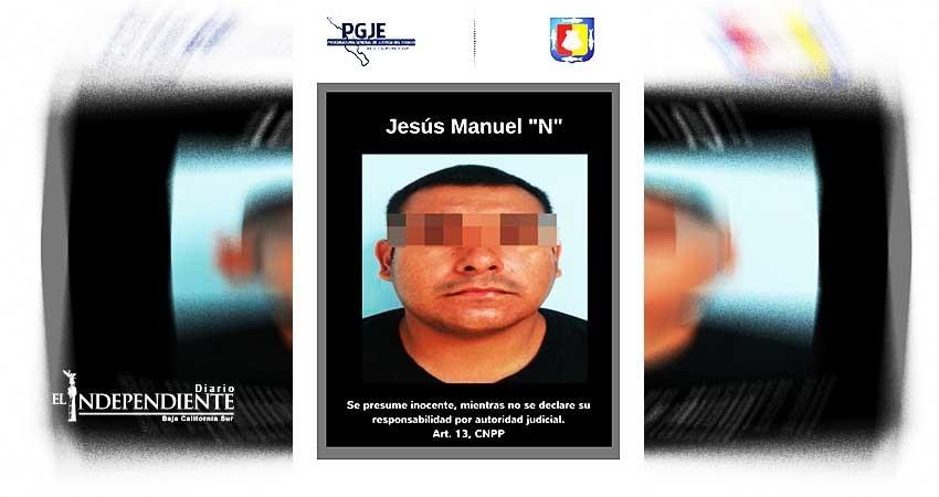 Fue capturado por el delito de robo empleando violencia