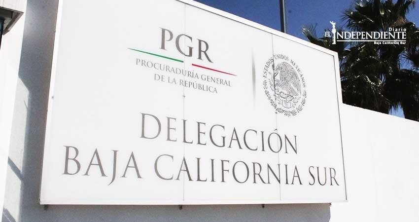 PGR inicia carpeta de investigación contra una persona detenida con droga y cartuchos