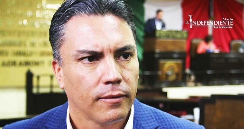 Los gobiernos han olvidado el norte de BCS: Joel Vargas