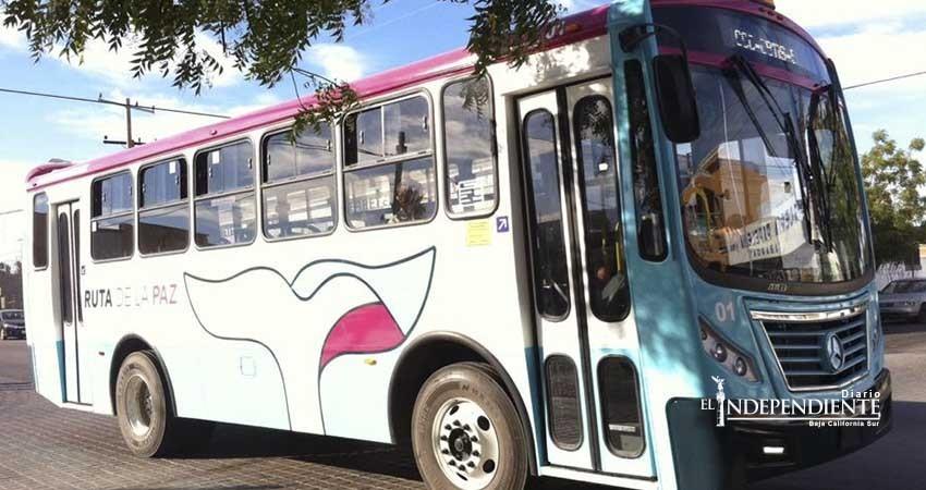Que el transporte urbano trabaje hasta las 11:30 de la noche; reactivará el centro: Canirac