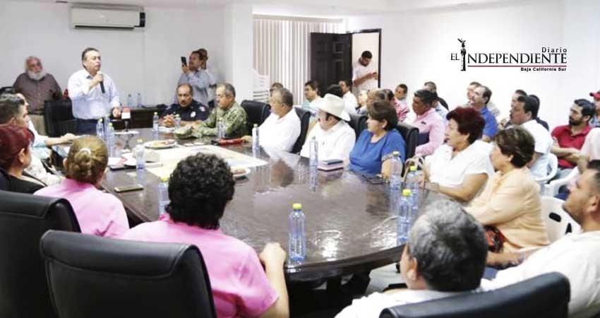 Casos de extorsión en Comondú buscan crear psicosis: Pelayo Covarrubias