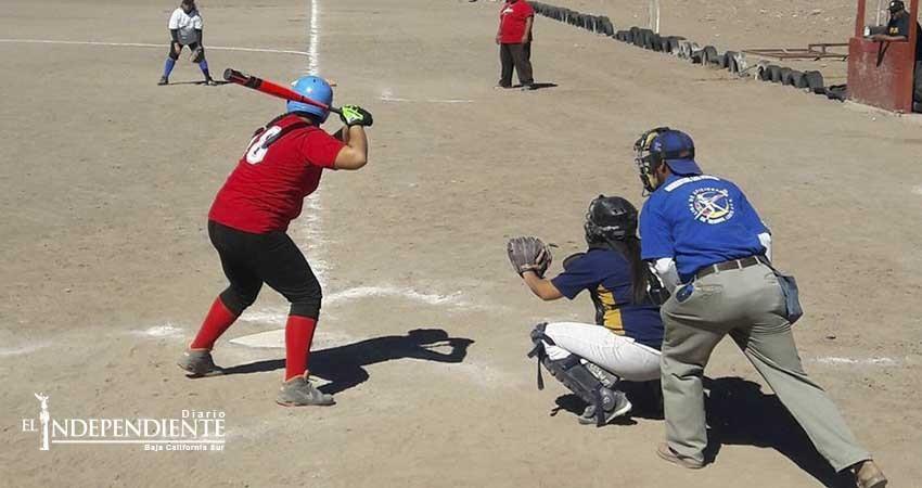 Listo el selectivo Femenil de Softbol de BCS para el Campeonato Nacional