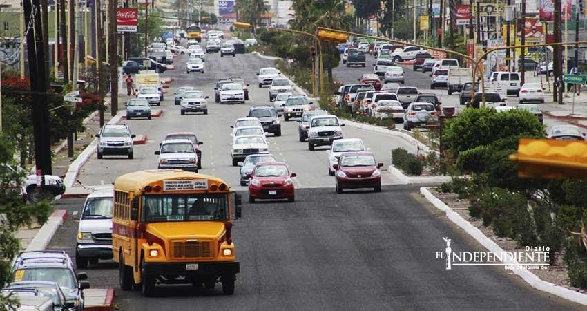 """""""Complicado"""" actualizar reglamento de tránsito por falta de Ley de Movilidad"""