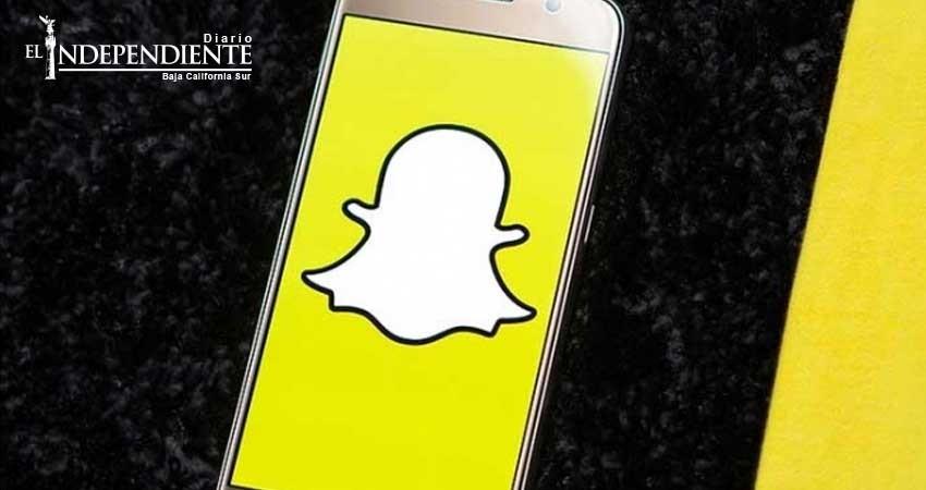 Snapchat desactiva geolocalización por riesgosa