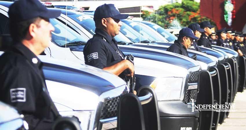 Policías despedidos han sido liquidados conforme a la ley: Secretario General