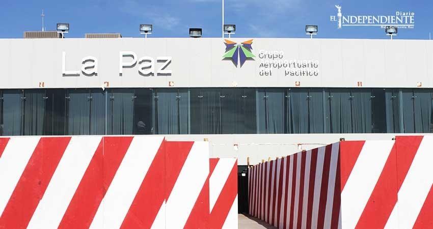Remodelación del Aeropuerto de La Paz atraerá más aerolíneas a BCS