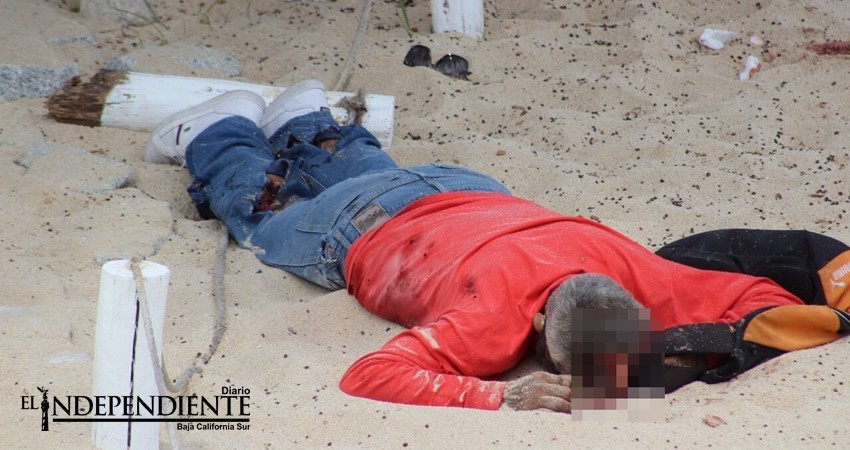 Sacude a Los Cabos ola de ejecuciones; nueve muertos durante el fin de semana