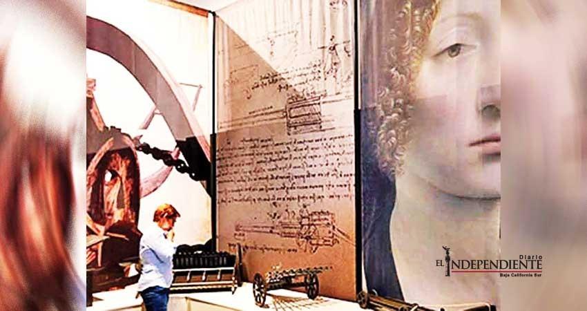 Dan vida a 100 de los inventos de Leonardo Da Vinci