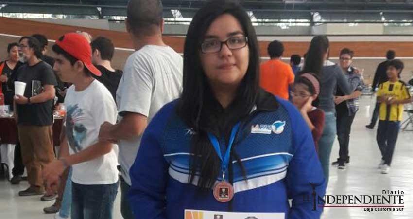 Aylen Ramírez, Subcampeona Juvenil en el Nacional de Ajedrez