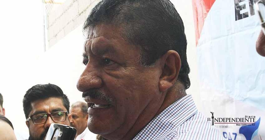 Reconoce el Alcalde de La Paz atraso en pagos a Fovissste