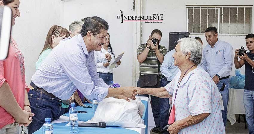 Han sido beneficiadas 1,600 personas a través del Programa FORTAMUN de DIF La Paz