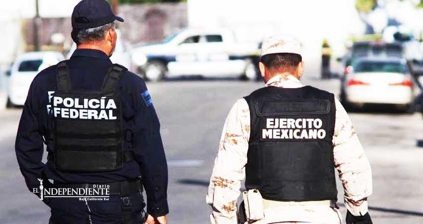 Difiera la clase política sobre la seguridad en Baja California Sur