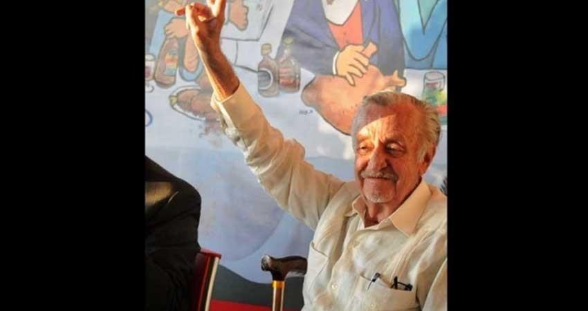 A los 83 años fallece el caricaturista Eduardo del Río, 'Rius'