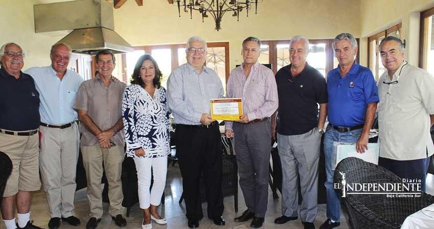 Coordinador nacional de Grupo Madrugadores visita Los Cabos