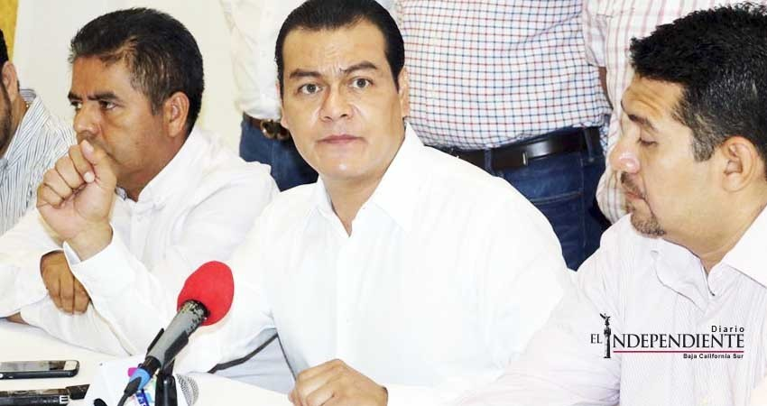Afirma Juan Zepeda no buscar dirigencia nacional del PRD