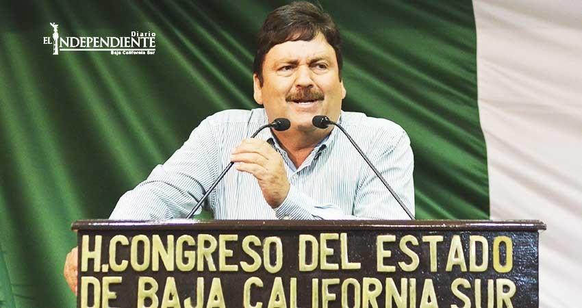 """Destaca SCT por corrupción, en BCS no es la excepción: """"Tano"""" Pérez"""