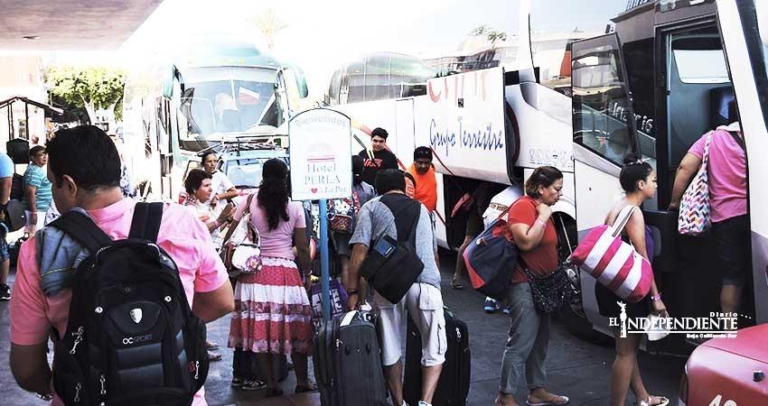 Cerrará BCS su periodo vacacional con más del 80% de ocupación turística
