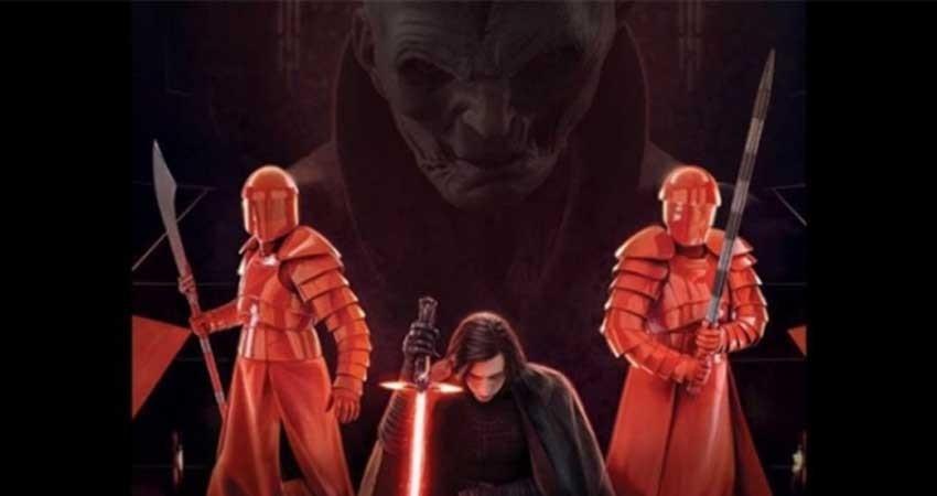 Star Wars: nueva foto de Luke en The Last Jedi