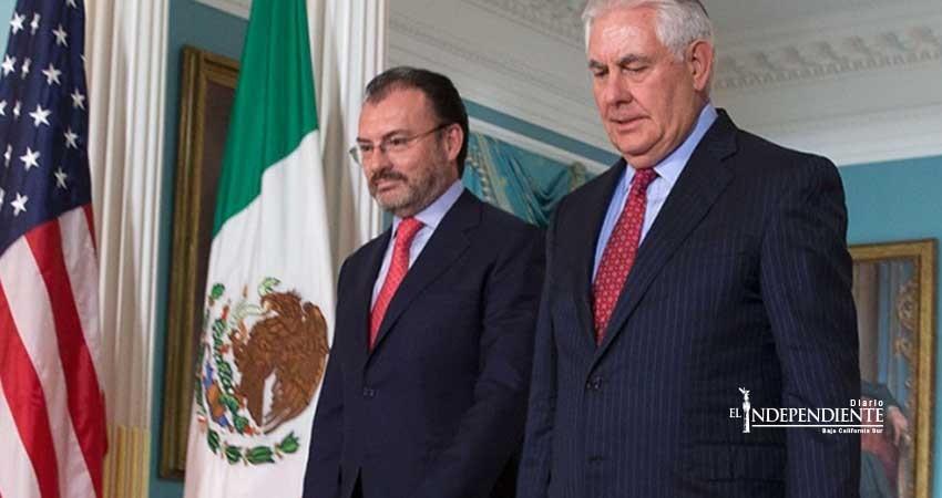 EU agradece a México apoyo por 'Harvey';