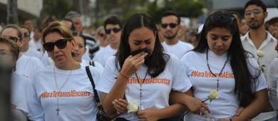 Familiares y amigos de Mara Castilla exigen justicia