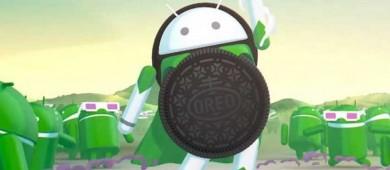 Estos smartphones se actualizarán con Android Oreo