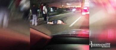 Atropellan y matan a mujer en el corredor turístico
