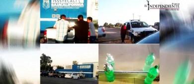 1 muerto y 10 intoxicadas por sodas contaminadas en el Valle de Mexicali