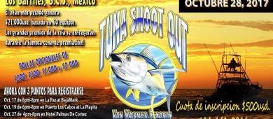 """Invitan al 5to. torneo de pesca de """"Tuna Shoop Out"""""""