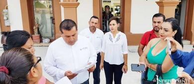 Demandan colonos de Puerto Nuevo agilizar proceso de reubicación