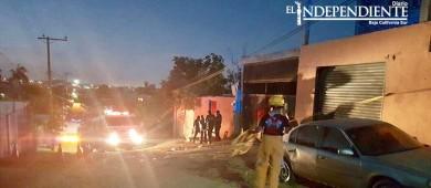 Rafaguean e incendian casa en San José del Cabo (SJC); muere niña de 7 años
