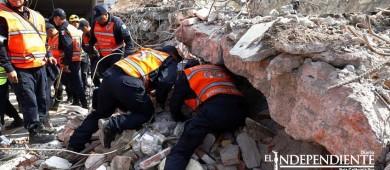 Reportan 151 muertos tras sismo de 7.1 grados