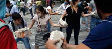 Plataformas y apps se solidarizan para ayudar, tras el sismo