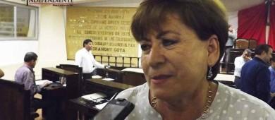 """No me iré sola del PRD"": Rosa Delia Cota Montaño"