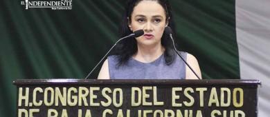 Angélica Arenal elegida nueva Magistrada del Tribunal de Justicia Administrativa de BCS
