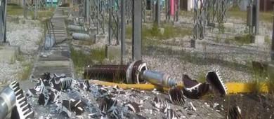 Restablece CFE al 95% suministro de energía, tras el temblor