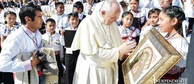 Francisco dará una primera donación de 150 md a México