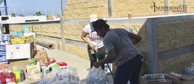 """Ayuda humanitaria será entregada a los """"Topos"""" para sus labores de rescate"""