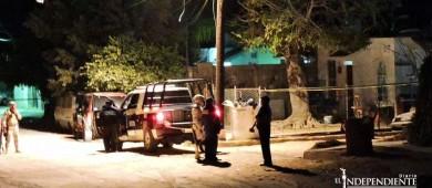 Lo ejecutaron dentro de un domicilio en el poblado Santa Catarina