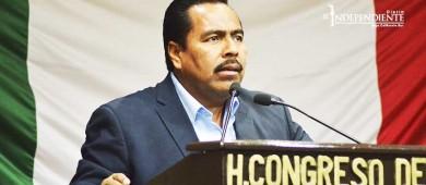 En BCS se debe impulsar la cultura de la prevención en materia de sismos: Dip. Zamora