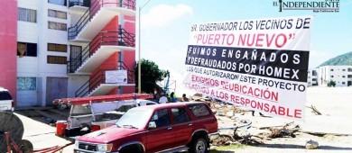 Vecinos de Chulavista y Puerto Nuevo exigirán reubicación