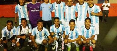 """Inicia la liguilla en la Liga de Futbol Rápido """"La Paz"""""""