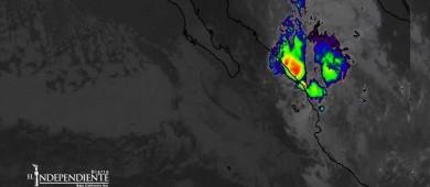 """""""Pilar"""" pierde fuerza y se degrada a depresión tropical"""