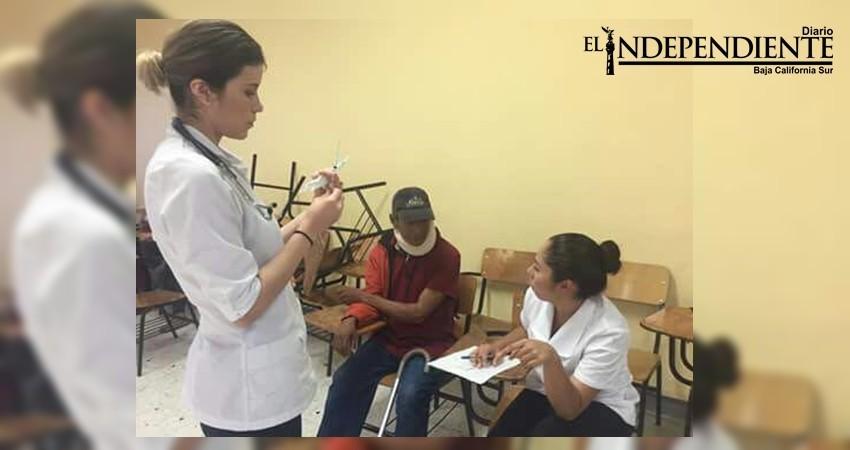 Sector Salud continúa prestando servicio en zonas vulnerables