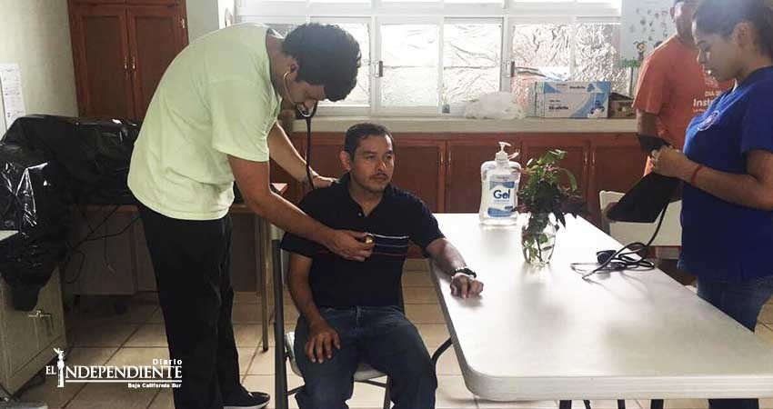Reanudará Sector Salud servicios médicos a la población: George Flores
