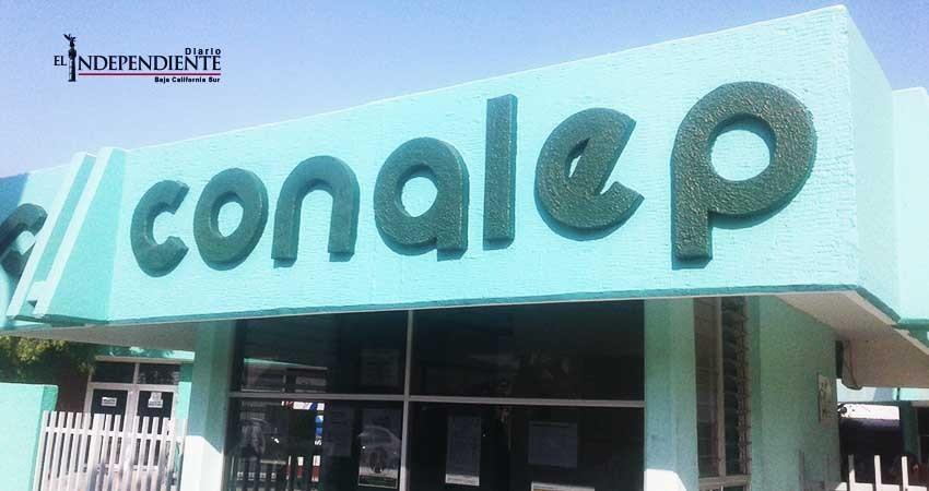 Se va a huelga Conalep; exigen aumento en el presupuesto de sus planteles