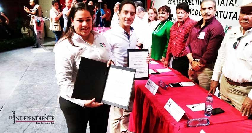 """""""Estamos hartos de perder"""": Nueva dirigencia del PRI Baja California Sur (BCS)"""