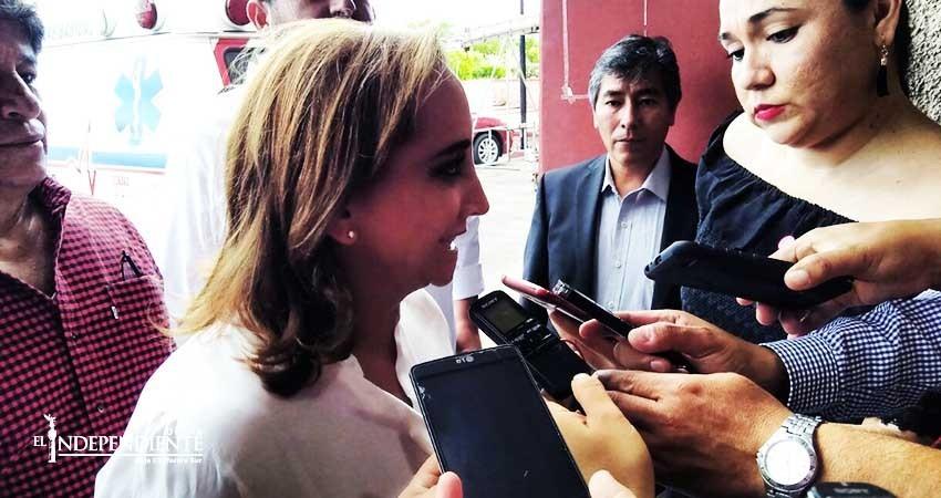 """Sobre el acuerdo PAN-PRD, advierte Ruiz Massieu que el PRI está """"listo para ganar"""""""