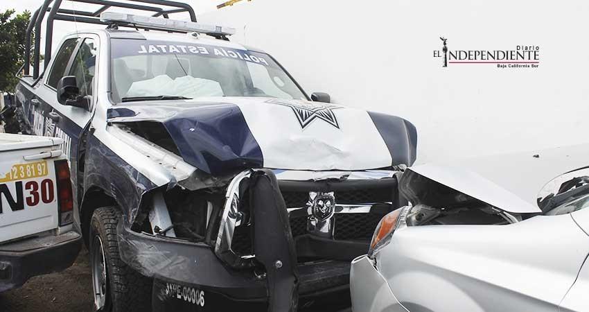 Reportan más de mil accidentes automovilísticos en La Paz