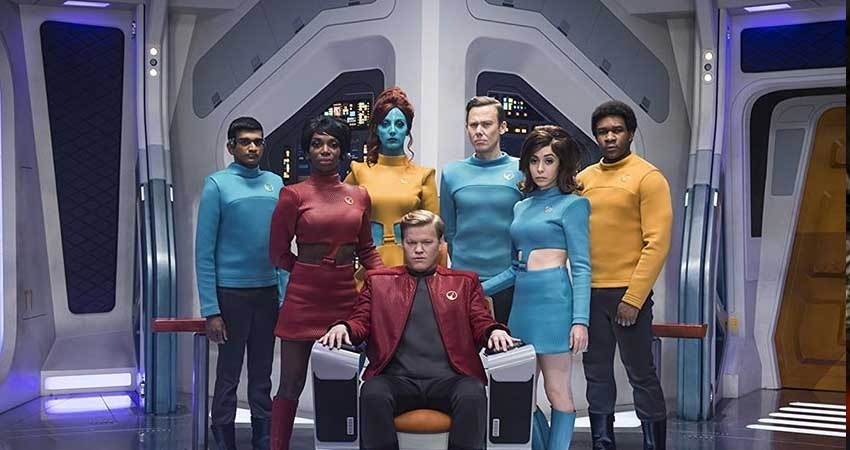 'Black Mirror' imita a 'Star Trek' en su cuarta temporada