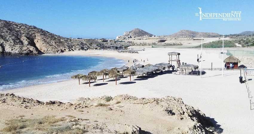 COEPRIS restablece uso recreativo en cinco playas de Los Cabos